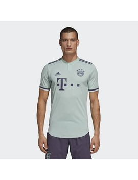 Fc Bayern Away Authentic Jersey by Adidas