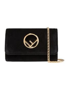 Velvet Shoulder Bag by Fendi