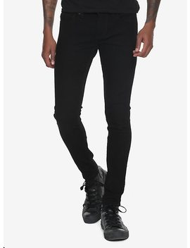 New! Xxx Rude Inseam Black Stinger Jeans by Hot Topic
