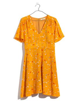 Belladonna Silk Dress by Madewell