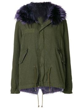 Fur Trimmed Parka Coat by Mr & Mrs Italy Saint Laurent Mr & Mrs Italy Frame Denim Saint Laurent Mr & Mrs Italy Frame Denim Saint Laurent