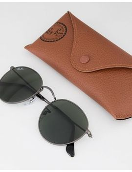 Ray Ban 0 Rb3447 Round Sunglasses by Ray Ban