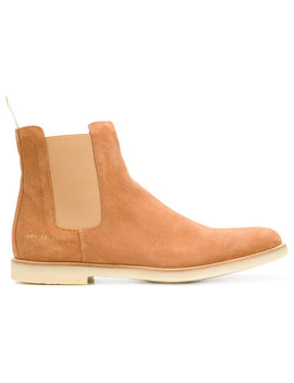 Common Projects Chelsea Bootshome Men Shoes Boots by Common Projects