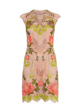 Embroidered Lace Dress by Karen Millen