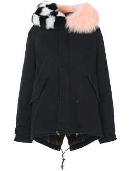 Embroidered Parka Jacket by Mr & Mrs Italy