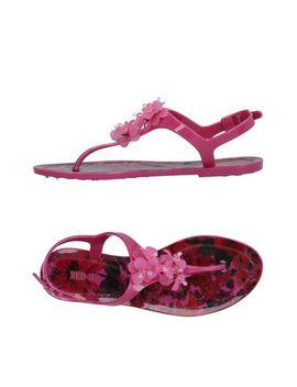 Red(V) Flip Flops   Footwear D by Red(V)