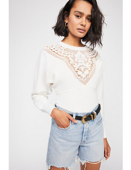 Fp One Raven Thermal Top by Free People