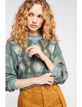 Diamond Days Sweater by Free People