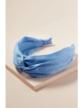 Niveah Knotted Headband by Anthropologie