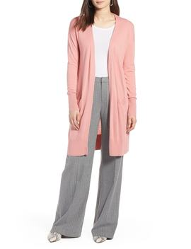 open-front-pocket-cardigan by halogen®