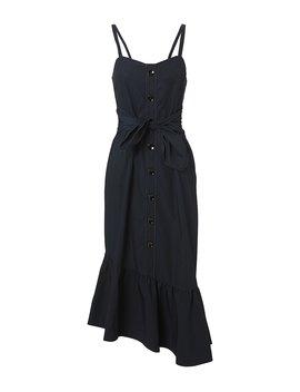 Cami Ruffle Dress by Derek Lam 10 Crosby