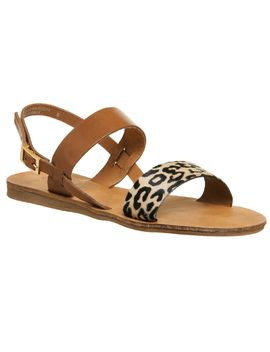 Honey Sling Back Sandals by Office
