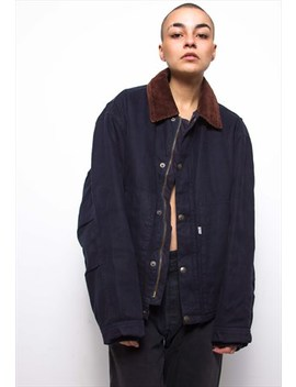 Vintage 90s Levi's Corduroy Collared Jacket Id:1440 by Levi's