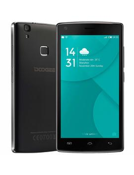 Mobile Phones Cheap, Doogee X5 Max 3 G Unlocked Dual Sim Free Smartphones, 6.0 Android Phone, 5 Inch Hd 1280 * 720 Screen   Mtk6580 Quad Core   8 Gb Rom  5 Mp+5 Mp Cameras   4000m Ah   Fingerprint   Black by Amazon