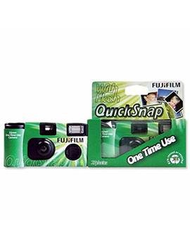 Fujifilm C1703 Quicksnap Super 400 135 27 Cn Disp+ Film Black/Green by Amazon