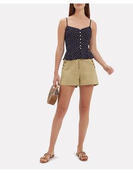 Selma Grommet Shorts by Intermix