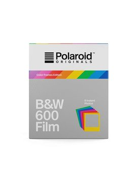 Polaroid Originals   4673   B&W Film For 600 8 Color Frame by Amazon