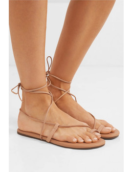 Jo Leather Sandals by Tkees
