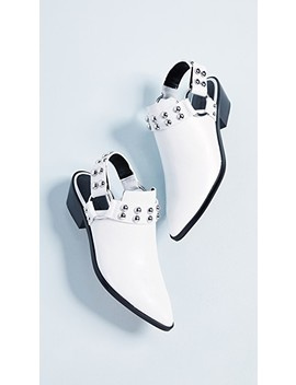 Korlyn Studded Booties by Rebecca Minkoff