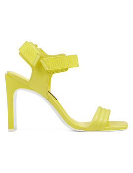 Zebree Ankle Strap Sandals by Nine West