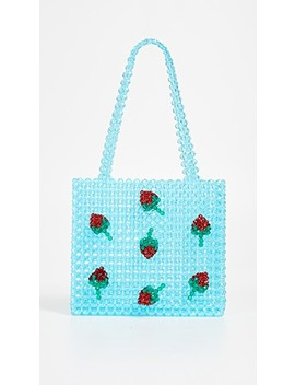 Strawberry Bag by Susan Alexandra