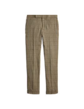 Polo Windowpane Suit Trouser by Ralph Lauren