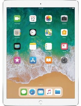 I Pad Pro 12.9 Inch (Latest Model) With Wi Fi + Cellular   256 Gb   Silver by Apple