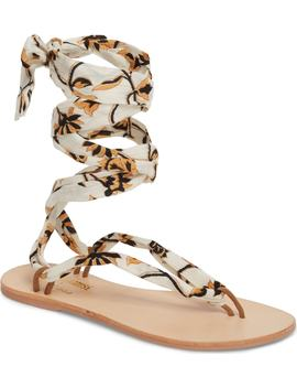 Amuse Society X Matisse Oceano Lace Up Sandal by Matisse