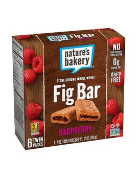 Nature's Bakery Raspberry Fig Bar   6ct by Nature's Bakery
