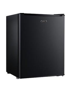 Sunbeam 2.7 Cu Ft Compact Refrigerator   Black Refsb27 B by Sunbeam