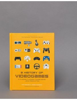 A History Of Video Games Book by Asos