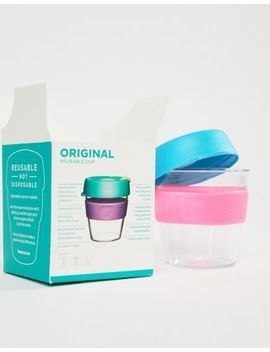 Keep Cup Original Clear 8oz Reusable Radiant Cup by Keep Cup