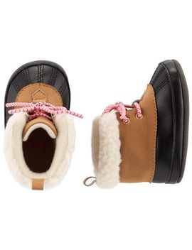 Carter's Duck Boot Baby Shoes by Carter's