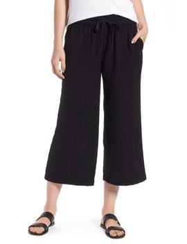 Wide Leg Crop Pants by Treasure & Bond