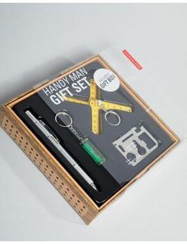 Kikkerland Small Handy Man Gift Set by Asos