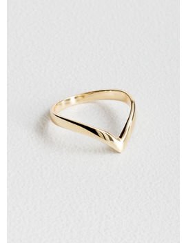 Pointed Ring by & Other Stories