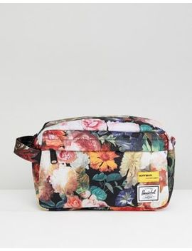 Herschel Supply Co X Hoffman Chapter Wash Bag 5 L by Herschel Supply Co