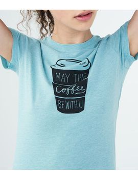Coffee Cup Graphic Tee by Aeropostale