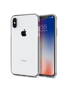 I Phone X Case, I Phone 10 Case Crystal Clear Soft Cover Case With Shock Absorption Technology Bumper Ultra Slim Tpu Gel Case For I Phone X, Clear by Ziepro