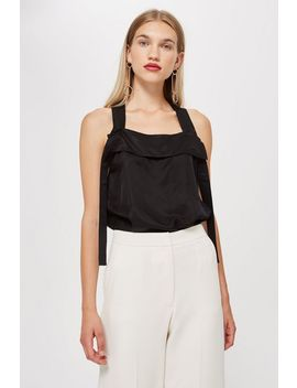 **Pinafore Top By Boutique by Topshop