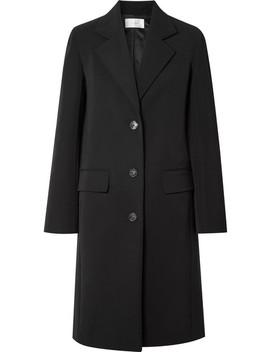 Teymon Cotton Blend Coat by The Row