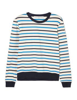 Merak Striped Cotton Jersey Top by Golden Goose Deluxe Brand
