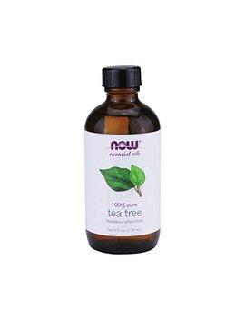 Now Foods Tea Tree Oil 4 Oz by Now Foods