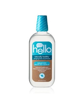 Hello Naturally Healthy Anti Gingivitis Mouthwash   473ml by Hello