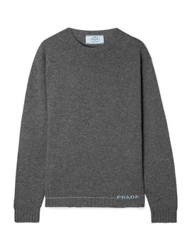 Cashmere Sweater by Prada