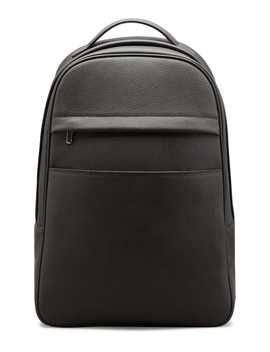 Dark Brown Backpack by Suitsupply