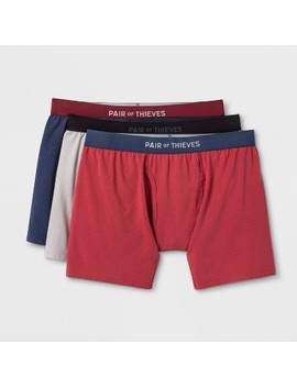 Pair Of Thieves Men's Ss Boxer Briefs 3pk by Pair Of Thieves