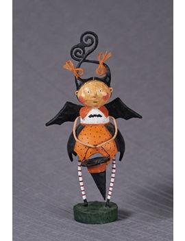 Lori Mitchell™   Esperilla   Halloween Collectible Bat Girl Figurine   10292 by Lori Mitchell™