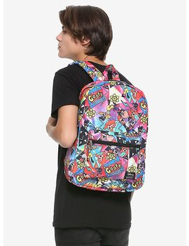 Loungefly Disney A Goofy Movie Print Backpack by Hot Topic