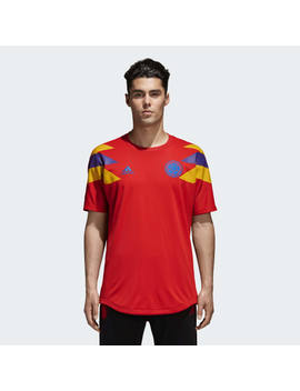 Colombia Seasonal Special Tee by Adidas